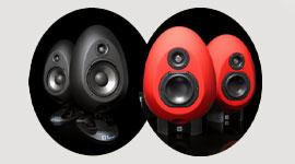 Hi-Fi Speakers Rotational Moulding